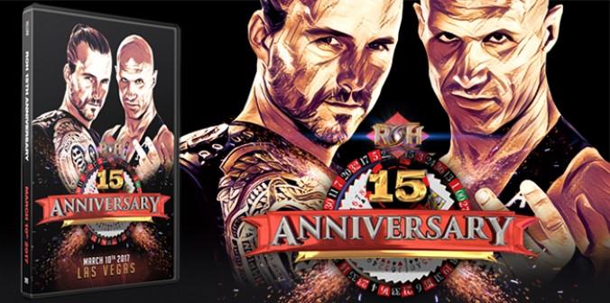 ROH DVD