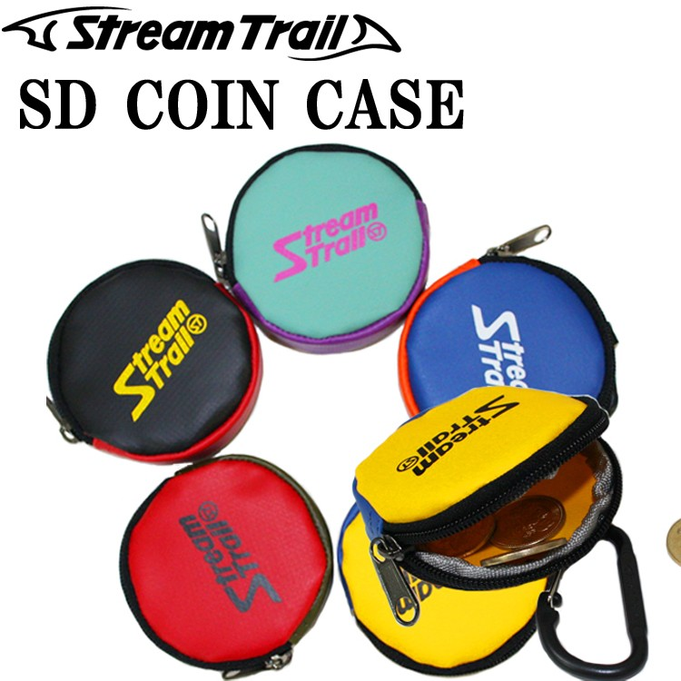SD COIN CASE/ストリームトレイルアクセサリー