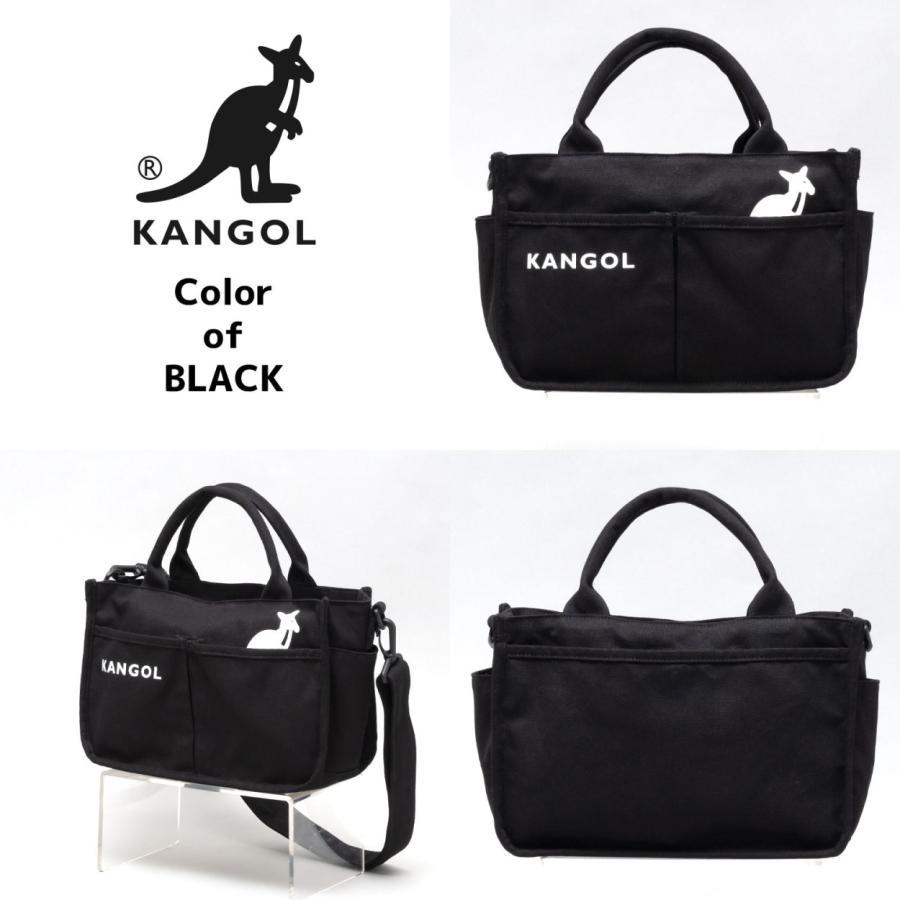 キャンバスミニトートバッグ ショルダーバッグ ハンドバッグ KANGOL 帆布生地 カンゴール(250-1493) 全4色 freesebe 08