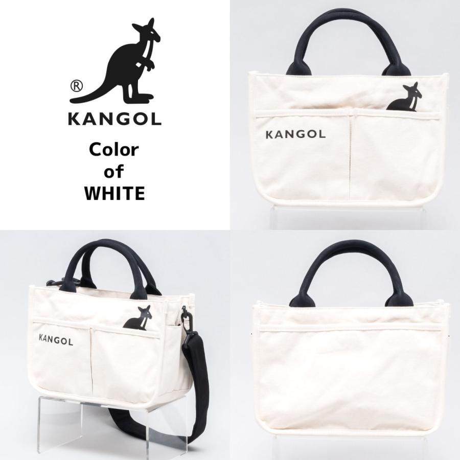 キャンバスミニトートバッグ ショルダーバッグ ハンドバッグ KANGOL 帆布生地 カンゴール(250-1493) 全4色 freesebe 10