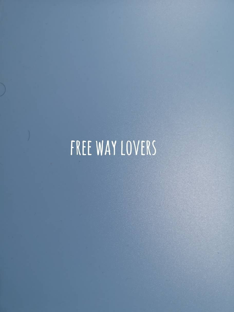FREE WAY LOVERS ロゴ