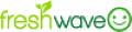 天然消臭剤フレッシュウェーブ ロゴ