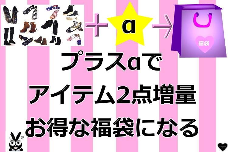 プラス500円で福袋