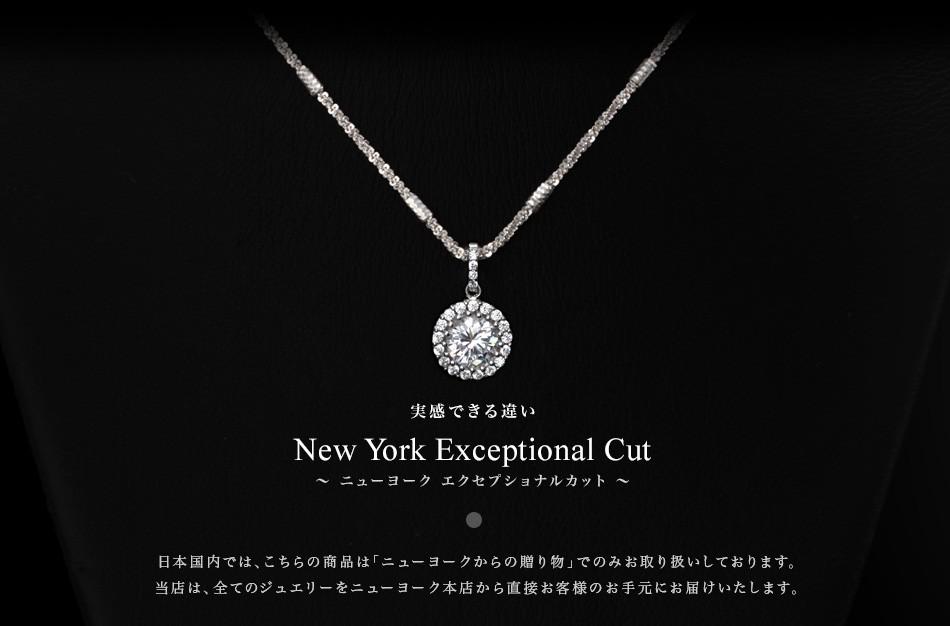 New York Exceptional Cut ニューヨークエクセプショナルカット