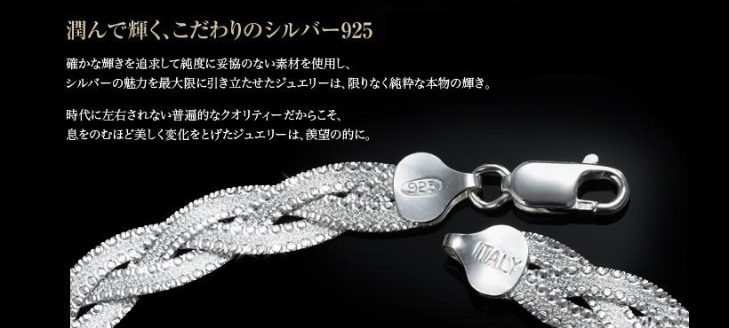 シルバー925 ネックレス ニューヨーク限定 日本未発売 ルリエ