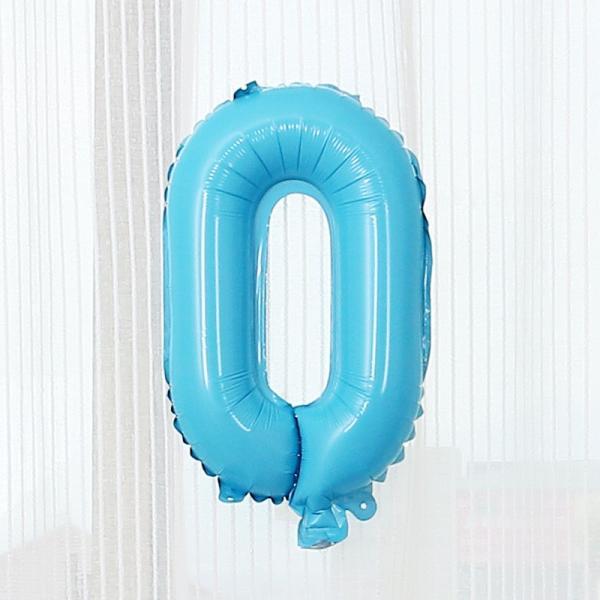 数字 風船 小さい 誕生日 パステルブルー ナンバーバルーン 40cm 風船 飾り付け サプライズ  プレゼント 安い おもちゃ ぺたんこ配送|frontierjapan|14