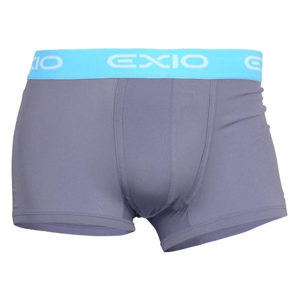 ボクサーパンツ メンズ セット 単色 4枚 ブランド アンダーウェア おしゃれ ローライズ パンツ お試し ポイント消化 送料無料 4サイズ 全8色 EXIO エクシオ fuerzajapan 25