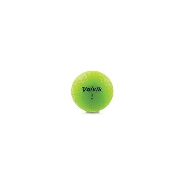 【10/31迄!300円OFFクーポン対象】2018 NEW パッケージ ボルビック Volvik VIVID ゴルフボール 1ダース (12球入り)「メール便不可」 「あすつく対応」 fujico 05