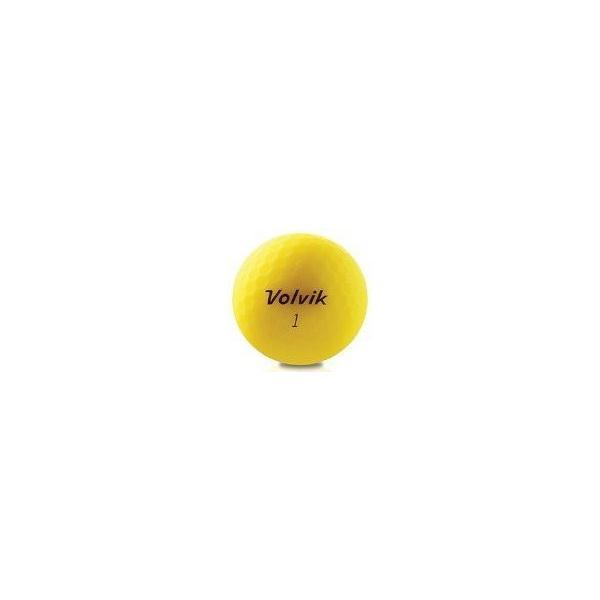 【10/31迄!300円OFFクーポン対象】2018 NEW パッケージ ボルビック Volvik VIVID ゴルフボール 1ダース (12球入り)「メール便不可」 「あすつく対応」 fujico 07
