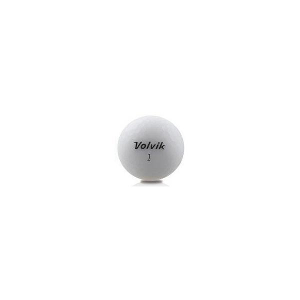 【10/31迄!300円OFFクーポン対象】2018 NEW パッケージ ボルビック Volvik VIVID ゴルフボール 1ダース (12球入り)「メール便不可」 「あすつく対応」 fujico 08