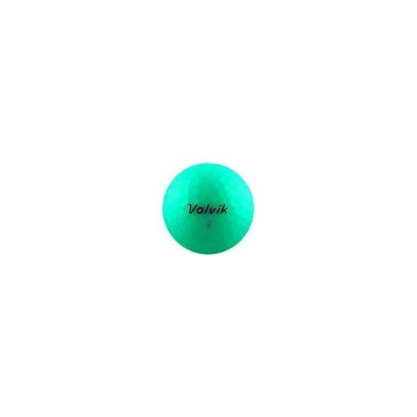 【10/31迄!300円OFFクーポン対象】2018 NEW パッケージ ボルビック Volvik VIVID ゴルフボール 1ダース (12球入り)「メール便不可」 「あすつく対応」 fujico 11