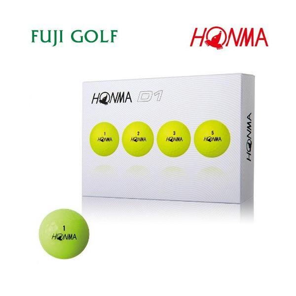 ゴルフボール 1ダース 本間ゴルフ D1 HONMA GOLF NEW D1 2018年モデル|fujigolf-kyoto|12