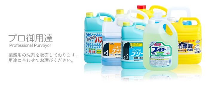 プロ用 洗剤