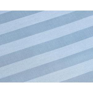 9色から選べる ホテルスタイル ストライプサテンカバーリング ベッド用ボックスシーツ シングル 40701609 fuku-kitaru 30