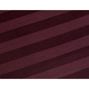 9色から選べる ホテルスタイル ストライプサテンカバーリング ベッド用ボックスシーツ シングル 40701609 fuku-kitaru 27