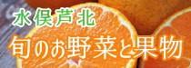 水俣芦北旬のお野菜と果物