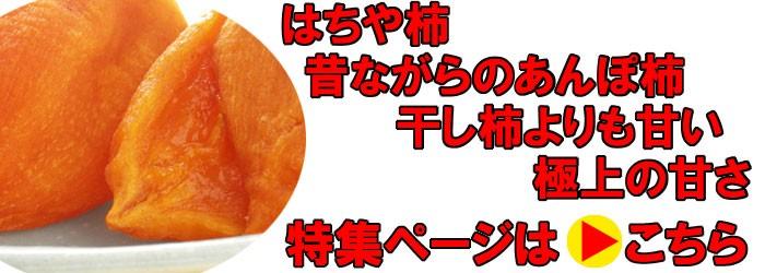はちや柿の特集ページへ
