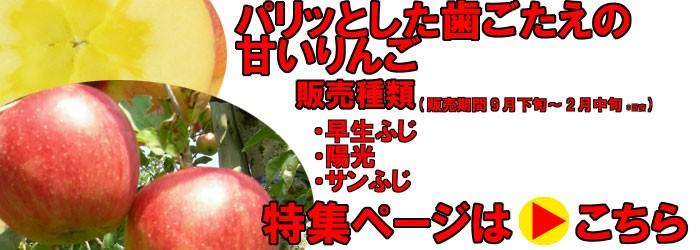 りんご特集ページはこちら