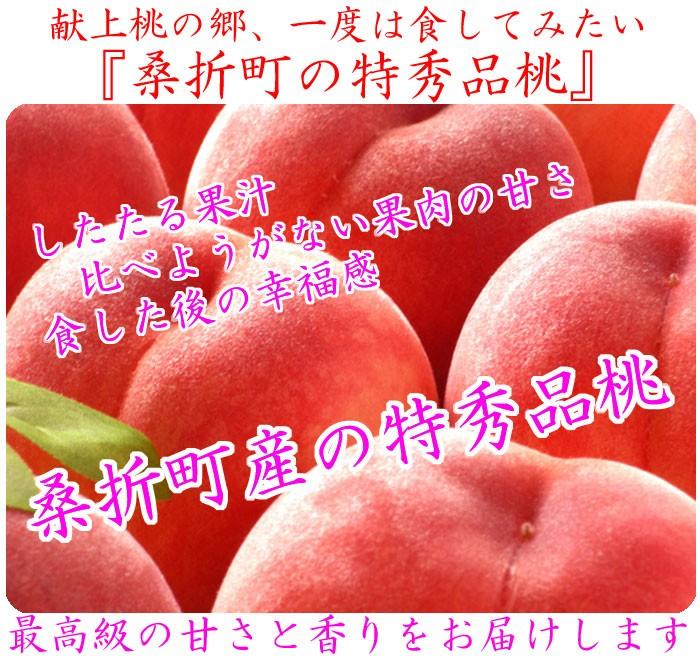 一度は食してみたい『桑折町の特秀品桃』したたる果汁比べようがない果肉の甘さ食した後の幸福感伊達のプレミアムピーチ最高級の甘さと香りをお届けします