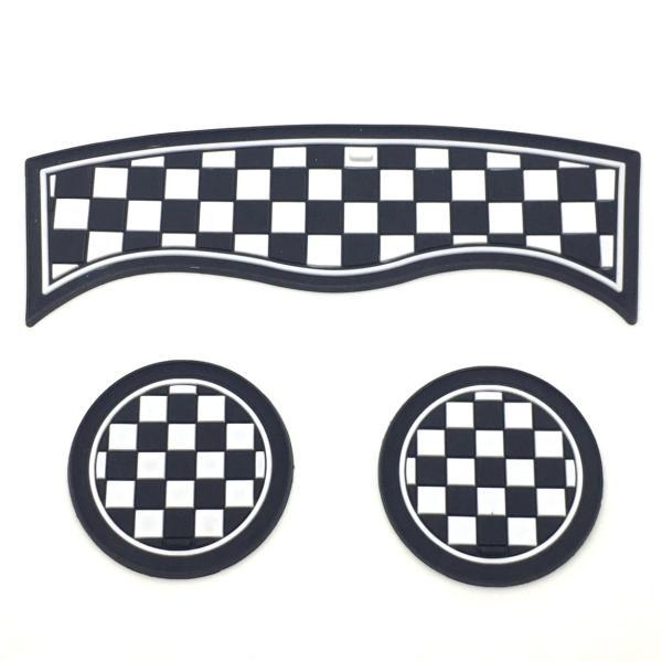 ドリンク ホルダー コースターBMW MINI  F60 3枚セット アクセサリー パーツ ノンスリップマット SKYBELL funny-store 10