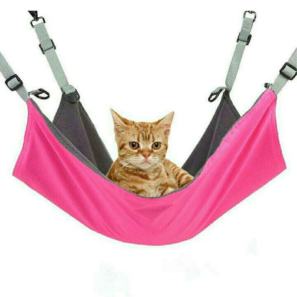 ペット 猫 用 ハンモック 2way ねこ ネコ キャット ワイドサイズ マット ベッド ケージ 大判|funny-store|10