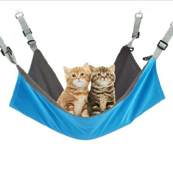 ペット 猫 用 ハンモック 2way ねこ ネコ キャット ワイドサイズ マット ベッド ケージ 大判|funny-store|11