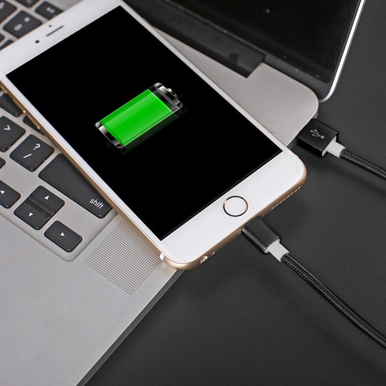 iphone ケーブル 急速充電 3m