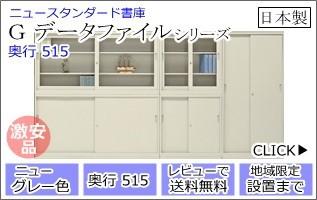 ニュースタンダードシリーズ Gデータファイルシリーズ 奥行515