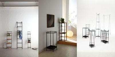 Iron Furniture (鉄の小物家具)