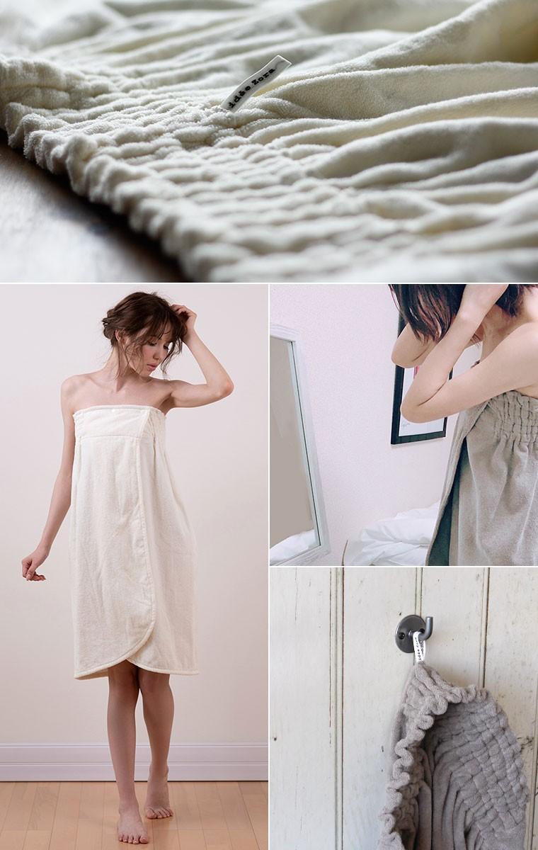 ラップドレス