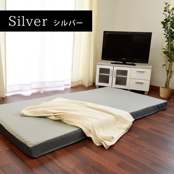 マットレス 敷布団 敷き布団 西川 シングル RAKURA ラクラ 体圧分散 敷きふとん 1枚もの丸巻き|futon|08