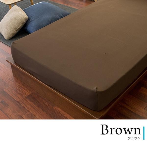 ボックスシーツ シングル・セミダブル対応 西川 のびのび伸縮 ストレッチ シーツ マットレスカバー Nov-iQ ノビック futon 10
