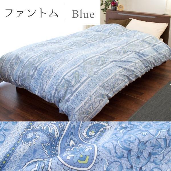 掛け布団カバー シングル 綿100% 日本製 Westy 花柄 ペイズリー柄 チェック柄 掛布団カバー|futon|23