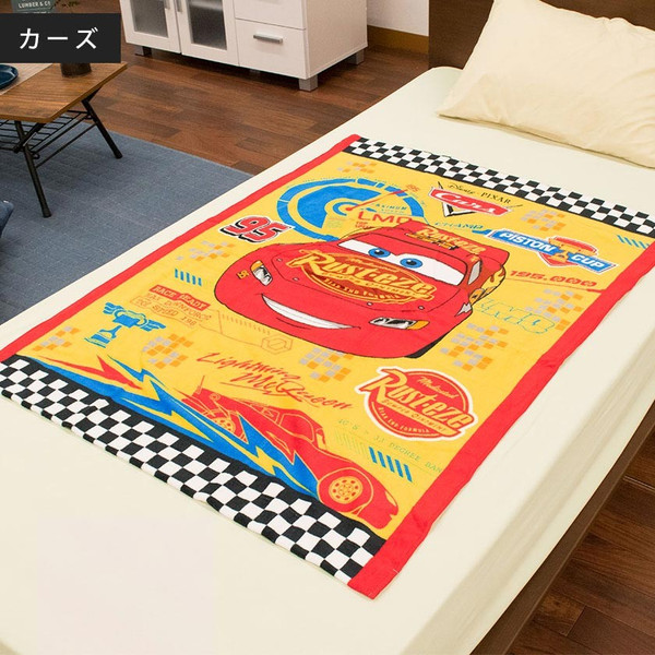 キャラクターお昼寝タオルケット 85×115cm 綿100% 大判バスタオル 洗えるケット|futon|14