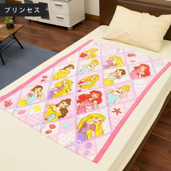 キャラクターお昼寝タオルケット 85×115cm 綿100% 大判バスタオル 洗えるケット|futon|12