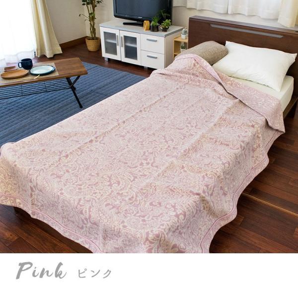 ウール毛布 シングル 日本製 毛羽部分 羊毛100% 獣毛 ブランケット 掛け毛布 ロマンス小杉|futon|09