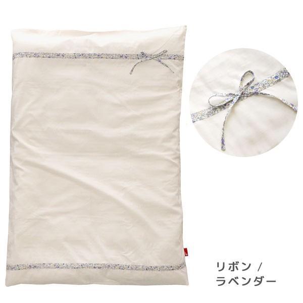 ベビー布団セット 日本製 洗える布団 5点セット組布団 こだわり安眠館オリジナル サンデシカ|futon|21