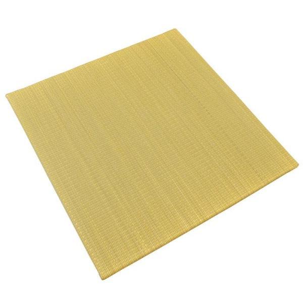 い草ユニット畳 半畳 約82×82×厚み2.5cm 縁無し 軽量 カラフル カジュアル 置き畳 綾川|futon|16