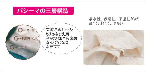 パシーマ 肌掛け・シーツ 脱脂綿 吸水 通気性 ガーゼケット クール キルトケット