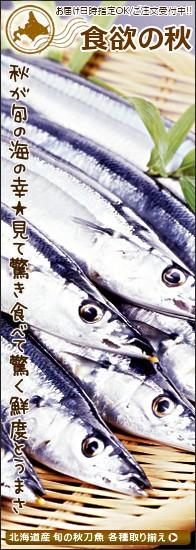 北海道産 さんま サンマ 秋刀魚