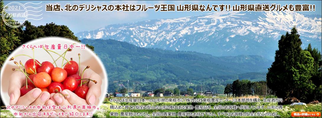 道外グルメ(山形県 北のデリシャス本社出荷)