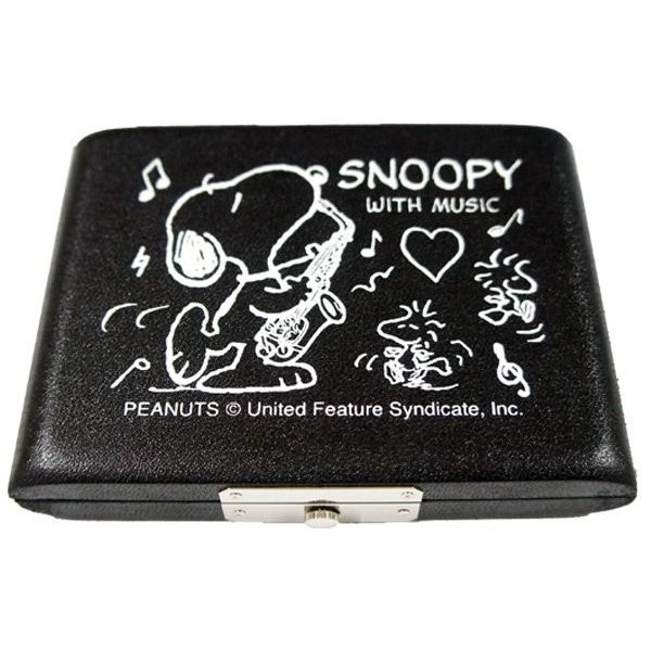 Teeda ティーダ SNOOPY スヌーピー SAS-05 アルトサックス リードケース 5枚入|g-store1|03