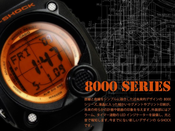G8000シリーズ