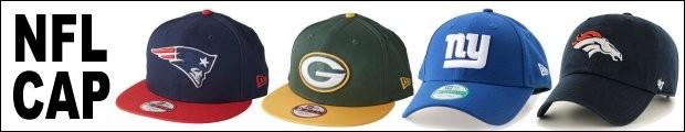 NFLキャップ(帽子)