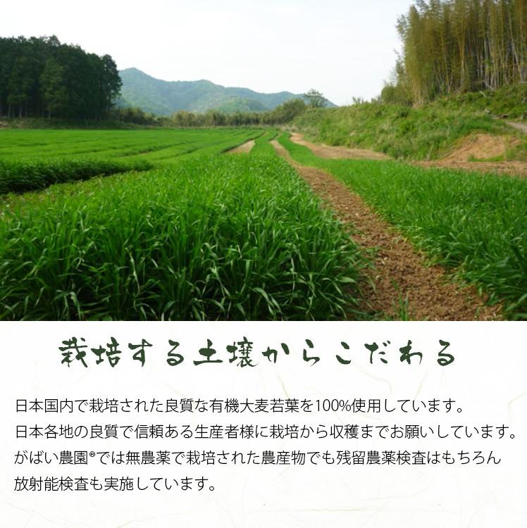 有機栽培 大麦若葉青汁 国産