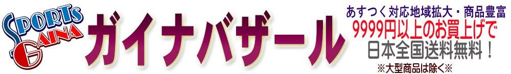 ガイナバザール ロゴ