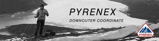 PYRENEX(ピレネックス) ダウンジャケットでお洒落を楽しもう!