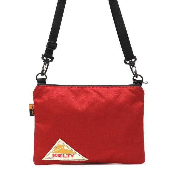 【日本正規品】KELTY ケルティ サコッシュ VINTAGE FLAT POUCH S ショルダーバッグ 2592144 メンズ レディース|galleria-onlineshop|28