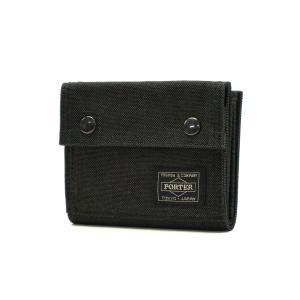 最大19%獲得 吉田カバン ポーター 財布 PORTER SMOKY スモーキー WALLET 二つ折り財布 コンパクト 小銭入れ付き 日本製 メンズ レディース 592-06370 ギャレリア Bag&Luggage