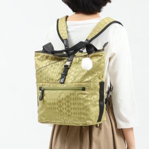 カナナ リュック カナナプロジェクト Kanana project モノグラム トラベルリュック リュックサック レディース 小 B5 8L 59133|ギャレリア Bag&Luggage